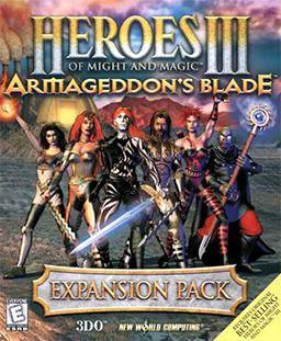 Heroes of Might and Magic III: Armageddon's Blade httpsuploadwikimediaorgwikipediaen442Her