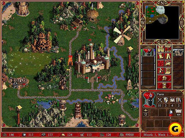 Heroes of Might and Magic III: Armageddon's Blade Heroes of Might and Magic III Armageddon39s Blade PC