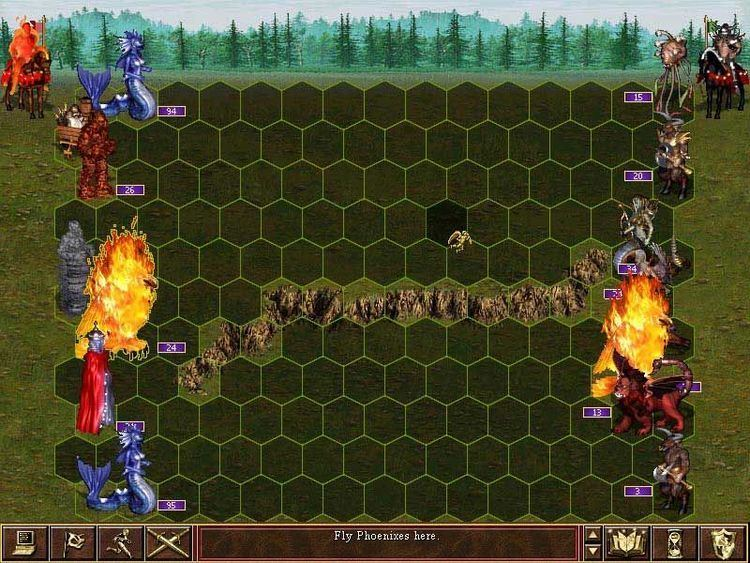 Heroes of Might and Magic III: Armageddon's Blade Heroes of Might and Magic III Armageddon39s Blade Screenshots for