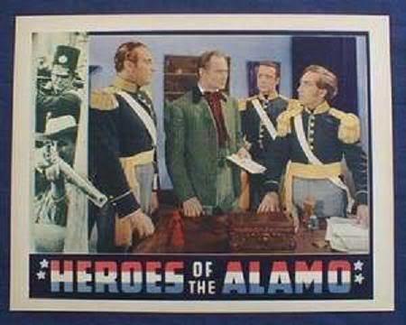 Heroes of the Alamo HEROES OF THE ALAMO 1938 Alamo Central Forum