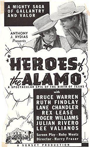Heroes of the Alamo Heroes of the Alamo 1937