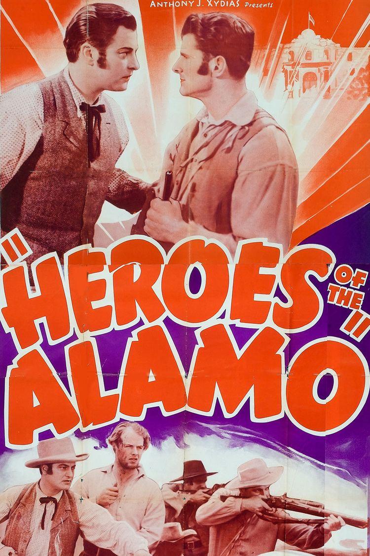 Heroes of the Alamo wwwgstaticcomtvthumbmovieposters86056p86056