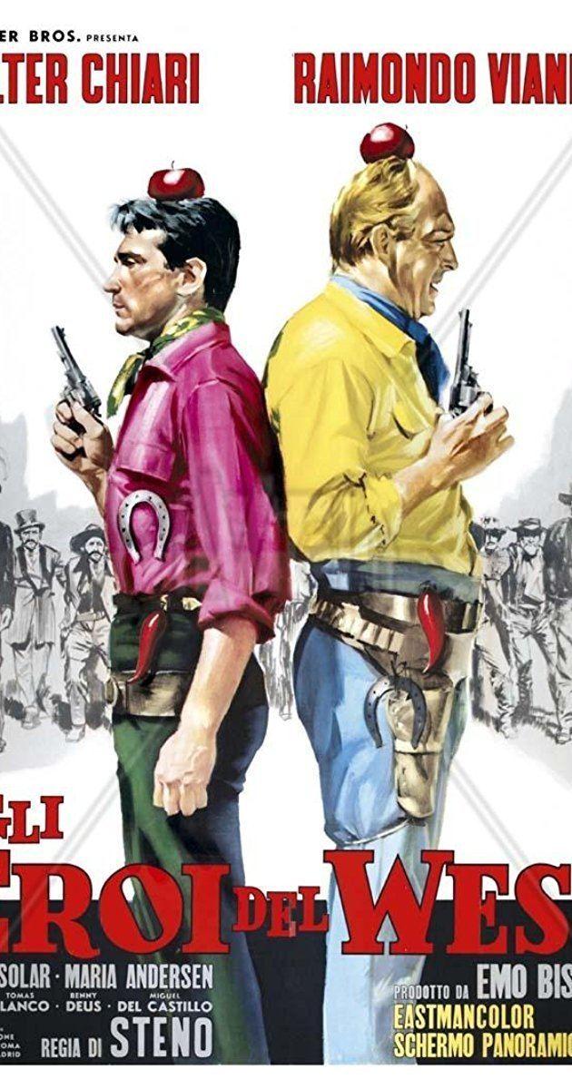 Heroes of the West (1964 film) Heroes of the West 1964 IMDb