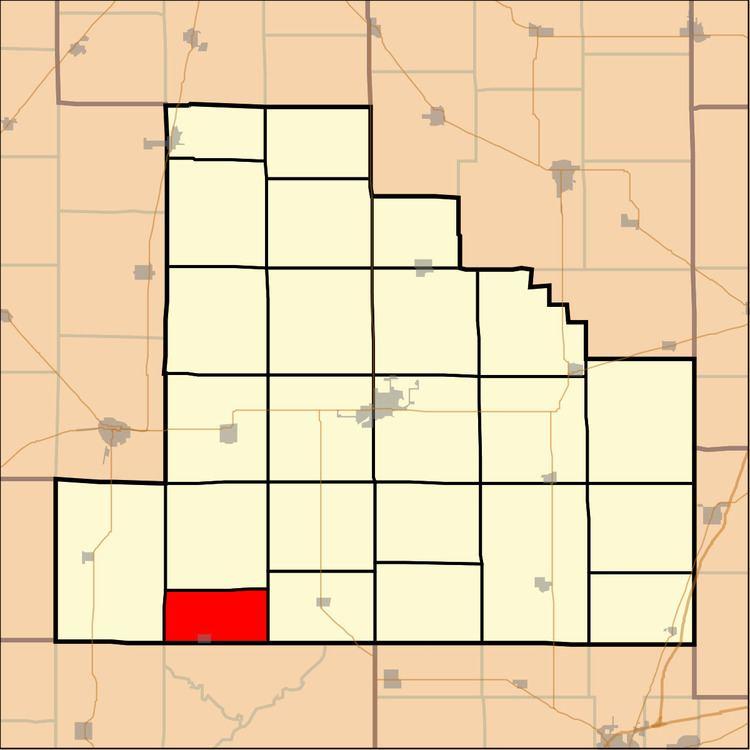 Herrick Township, Shelby County, Illinois