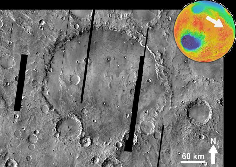 Herschel (Martian crater)