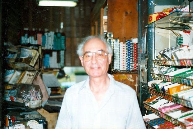 Herschel Silverman Herschel Silverman a Beat Poet Immortalized by Allen Ginsberg at