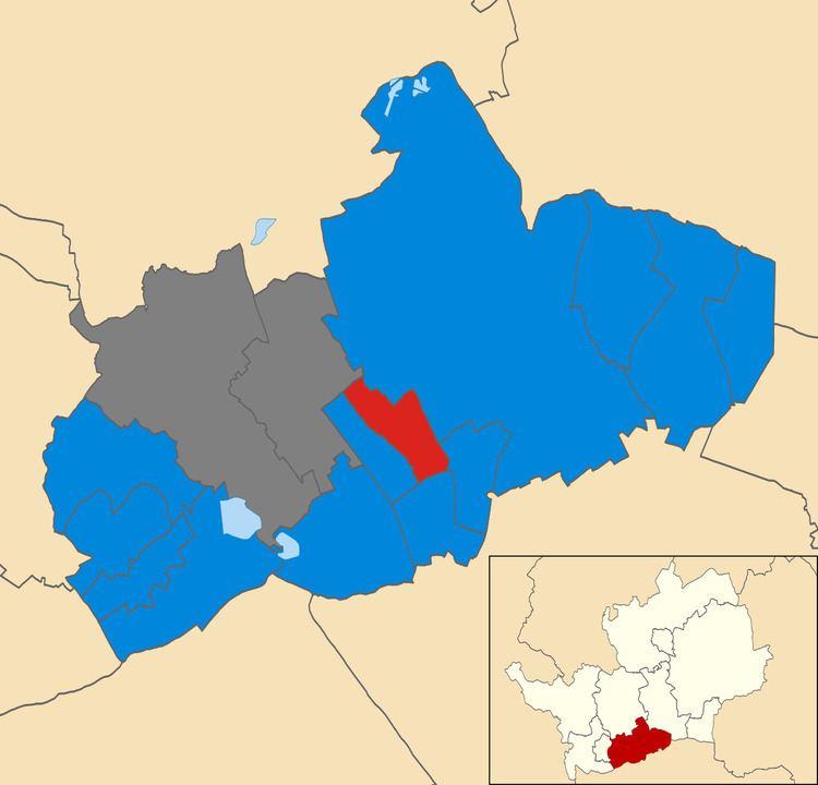 Hertsmere Borough Council election, 2010