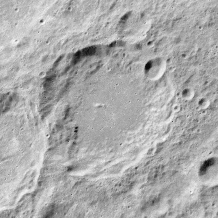 Hertz (crater)
