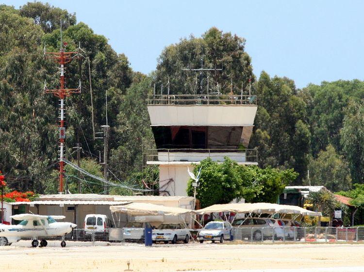 Herzliya Airport
