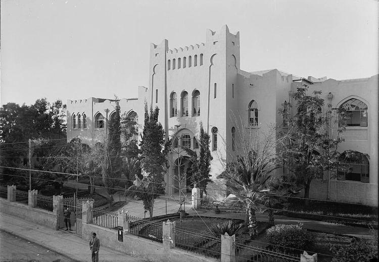 Herzliya Hebrew Gymnasium