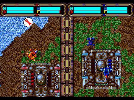 Herzog Zwei Herzog Zwei User Screenshot 15 for Genesis GameFAQs