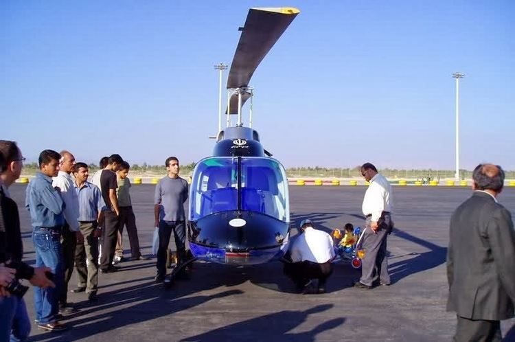 HESA Shahed 278 Iranian HESA Shahed 278 Light Attack Utility Helicopter Global