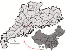 Heshan, Guangdong Heshan Guangdong Wikipedia