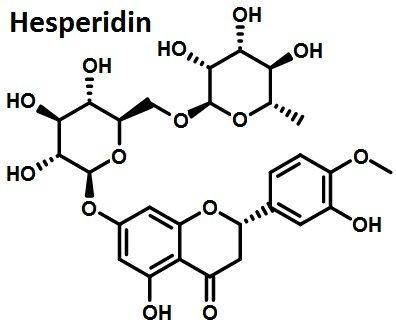 Hesperidin Hesperidin 520263