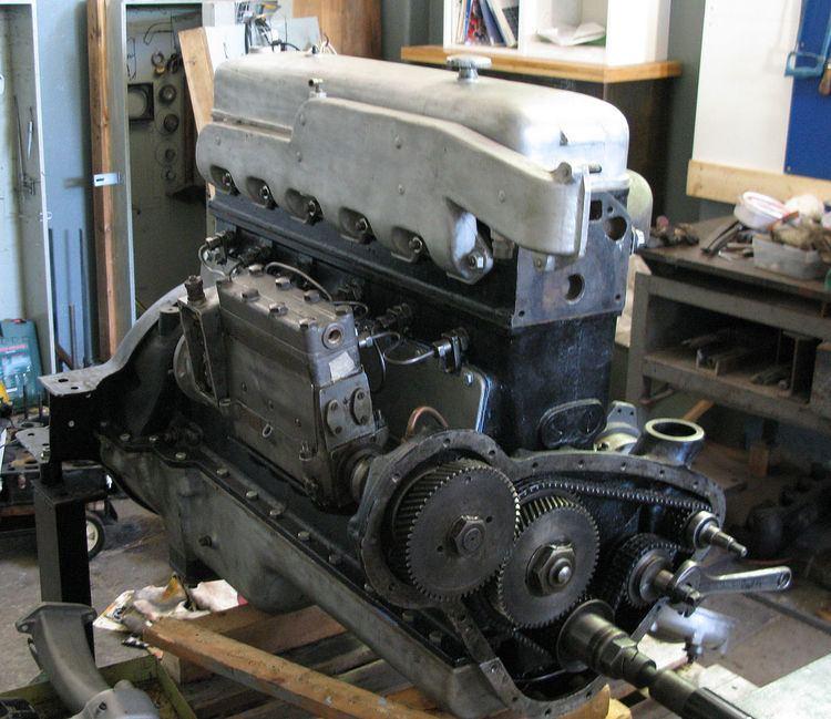 Hesselman engine