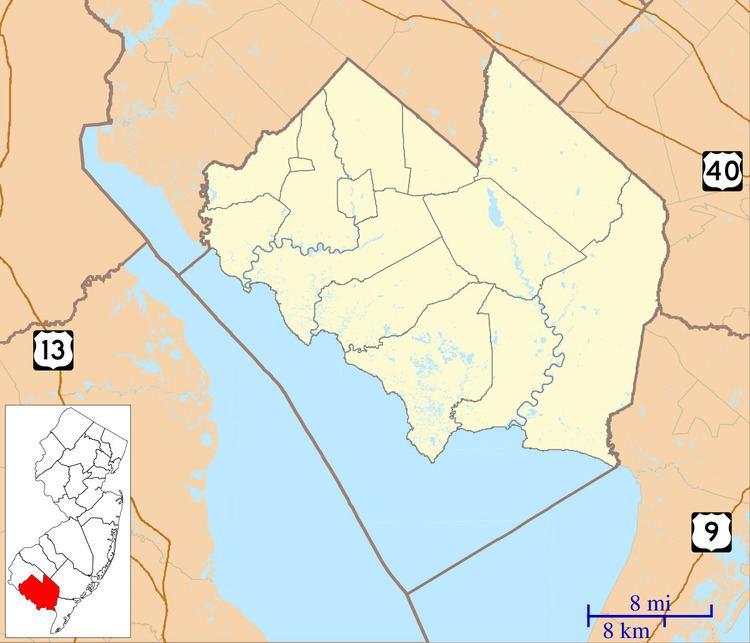 Hesstown, New Jersey