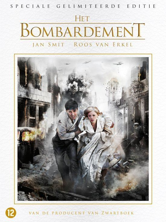 Het Bombardement bolcom Het Bombardement Special Limited Edition BluRay Dvd