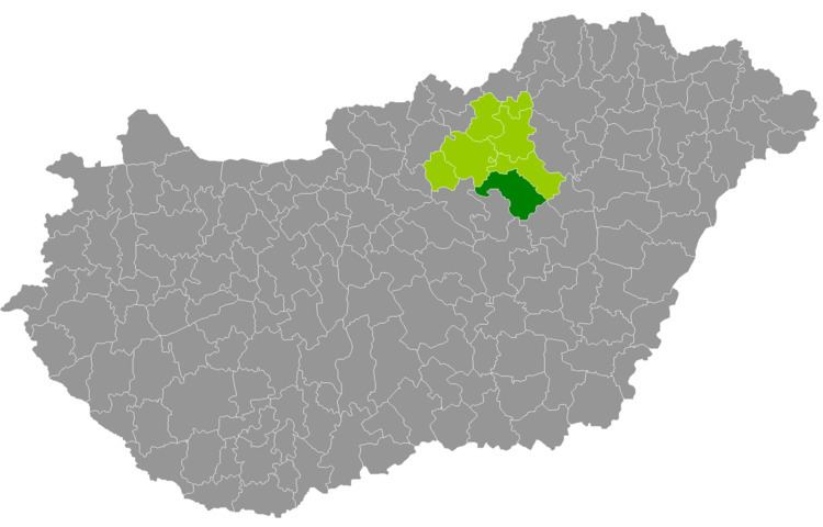 Heves District