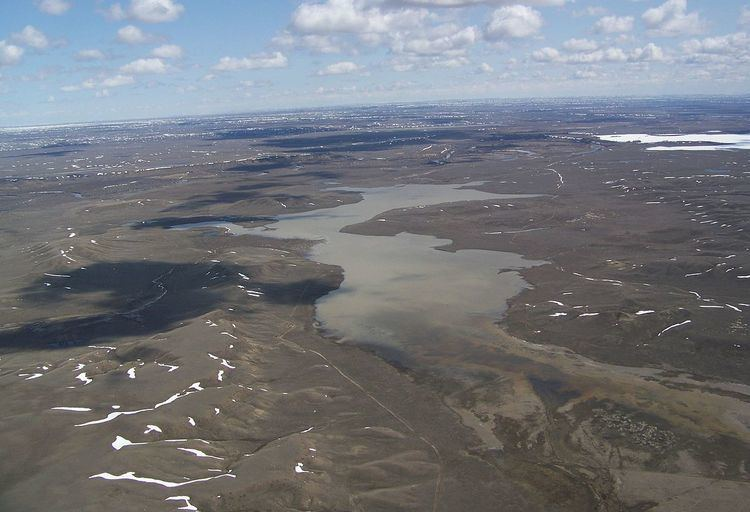 Hewitt Lake National Wildlife Refuge