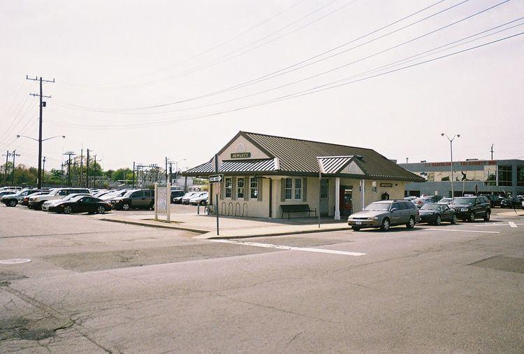 Hewlett (LIRR station)