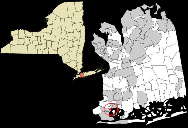 Hewlett Neck, New York