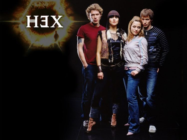 Hex (TV series) TV Review Hex Kind of like Buffy with a hell of a lot more sex