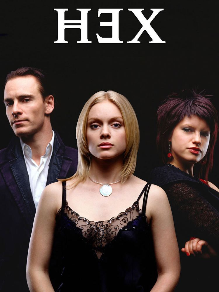 Hex (TV series) Hex TV Show News Videos Full Episodes and More TVGuidecom