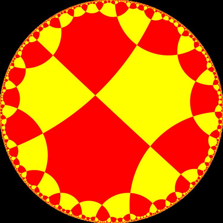 Hexaoctagonal tiling