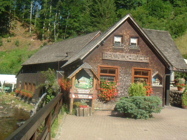 Hexenloch Mill