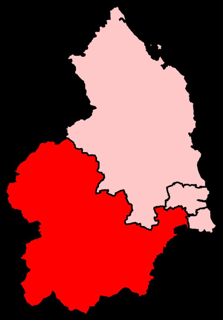 Hexham (UK Parliament constituency)