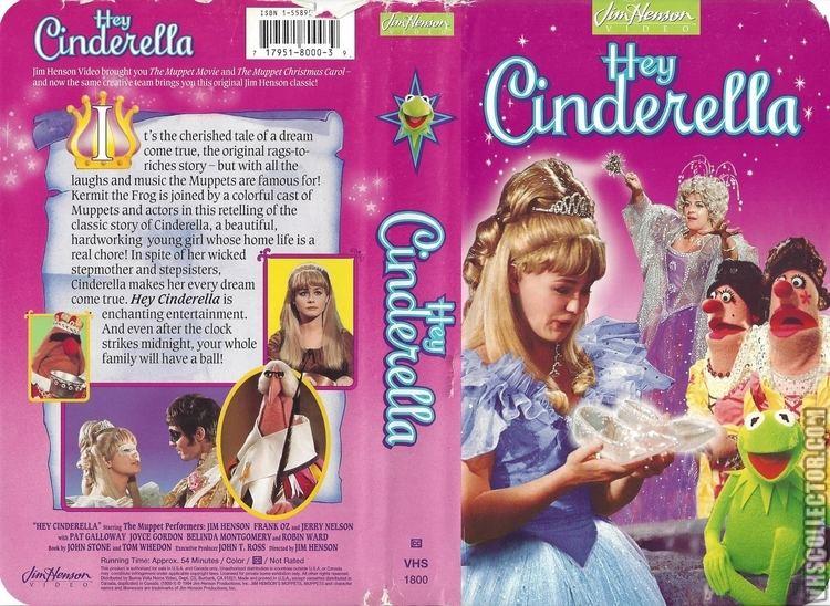 Hey, Cinderella! Hey Cinderella VHSCollectorcom Your Analog Videotape Archive