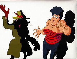 Hey Good Lookin' (film) Hey Good Lookin 1982 Ralph Bakshi Animated Film Authentic 2 Cels