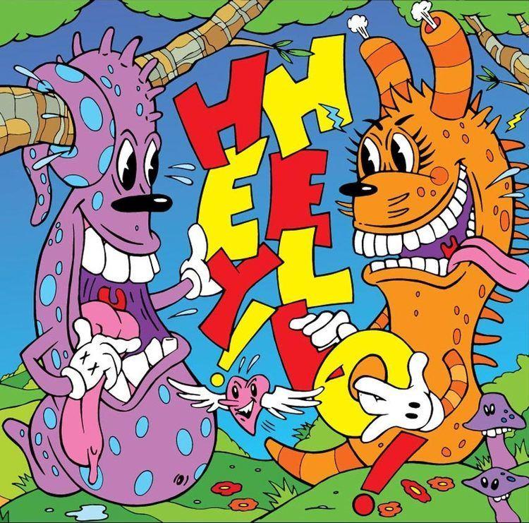 Hey! Hello! wwwheyhellonetimageheyhellofrontcoverjpg
