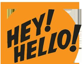 Hey! Hello! Hey Hello The Official Hey Hello Site