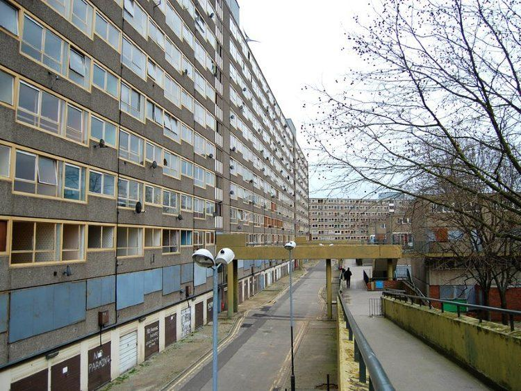 Heygate Estate Cameron39s 39sink estate39 strategy social cleansing by another name