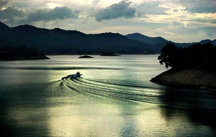 Heyuan Beautiful Landscapes of Heyuan