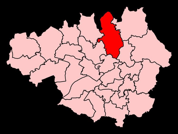 Heywood and Middleton (UK Parliament constituency)