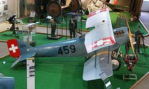 Häfeli DH-5 httpsuploadwikimediaorgwikipediacommonsthu