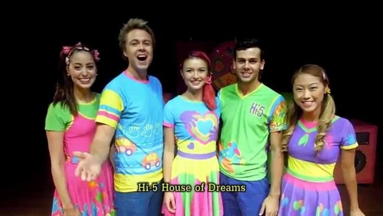 Hi-5 House Hi5 World present Hi5 House Of Dreams Bangkok 2015 YouTube