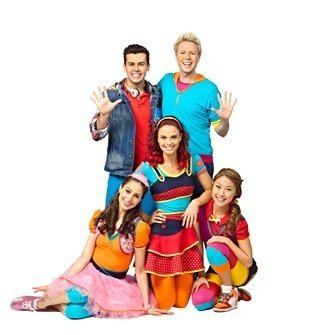 Hi-5 House Jo Abi loves the show Hi5 House for the diversity it teaches her kids