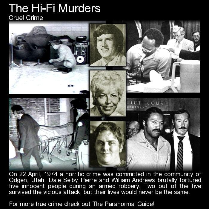 Hi-Fi murders The HiFi Murders A horrific crime The effect the drano had on