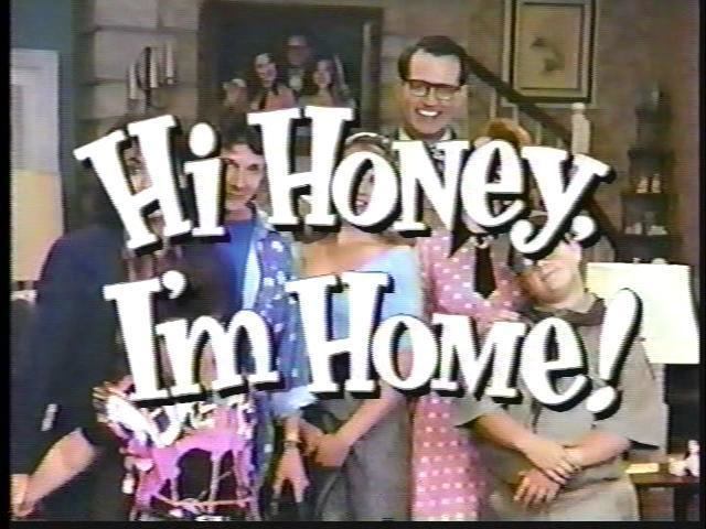 Hi Honey, I'm Home! RARE AND HARD TO FIND TITLES TV and Feature Film Hi Honey I39m