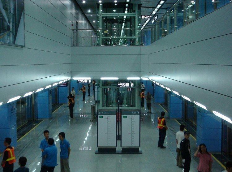 Hi-Tech Park Station