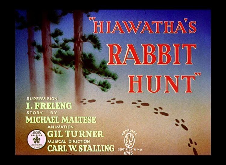 Hiawatha's Rabbit Hunt Looney Tunes Pictures quotHiawatha39s Rabbit Huntquot