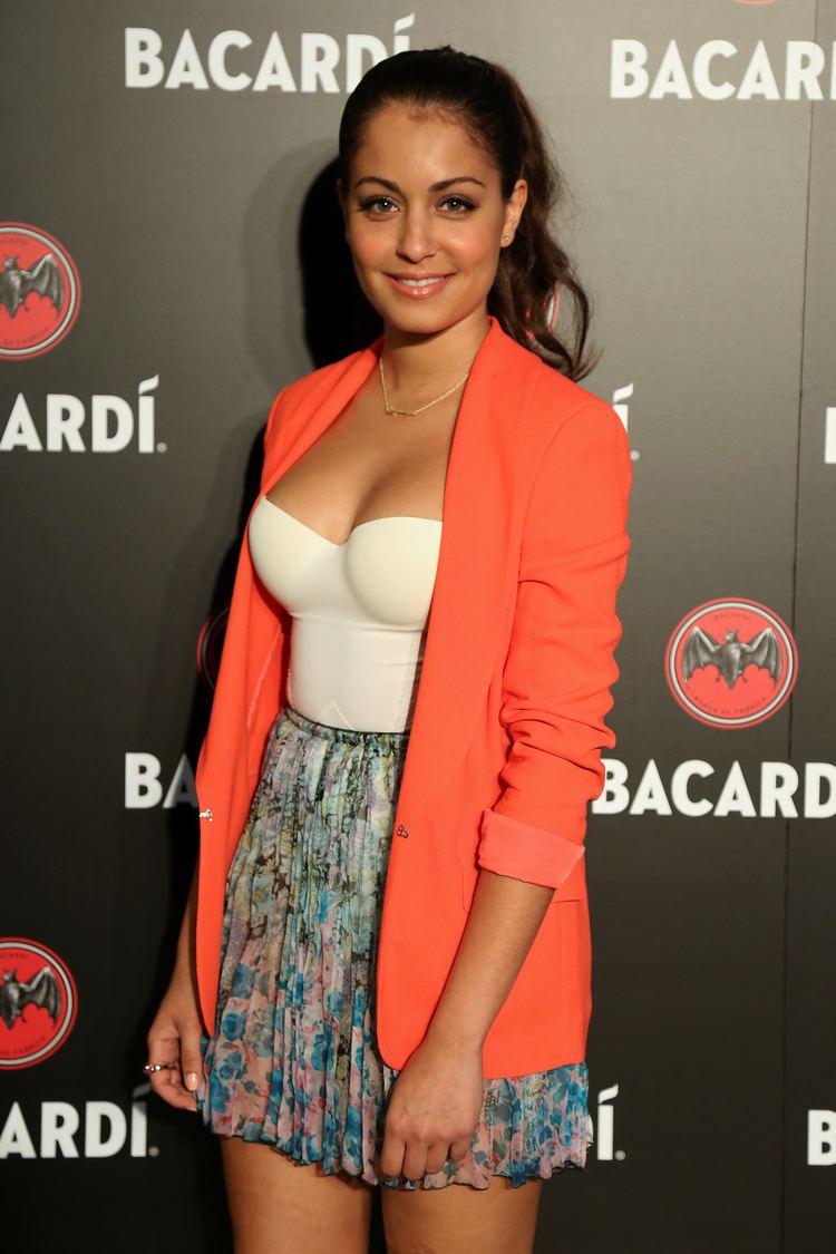 Hiba Abouk Bacard Pasin Indomable con Jordi Moll y Hiba Abouk