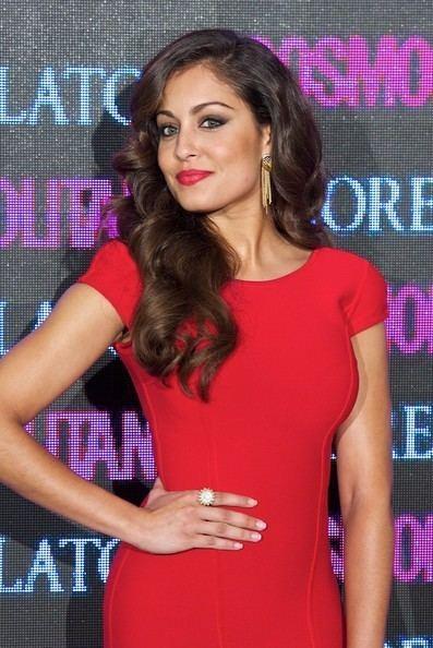 Hiba Abouk Hiba Abouk Photos Cosmopolitan Beauty Awards in Madrid