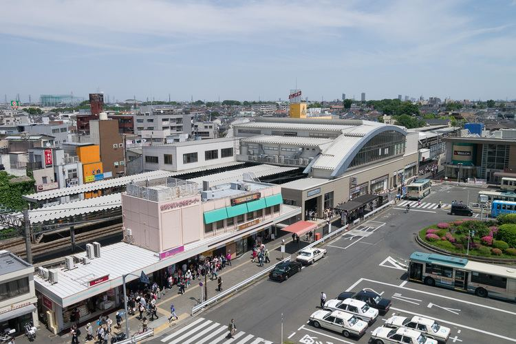 Hibarigaoka Station (Tokyo)