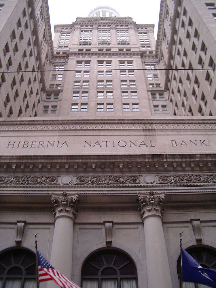 Hibernia National Bank