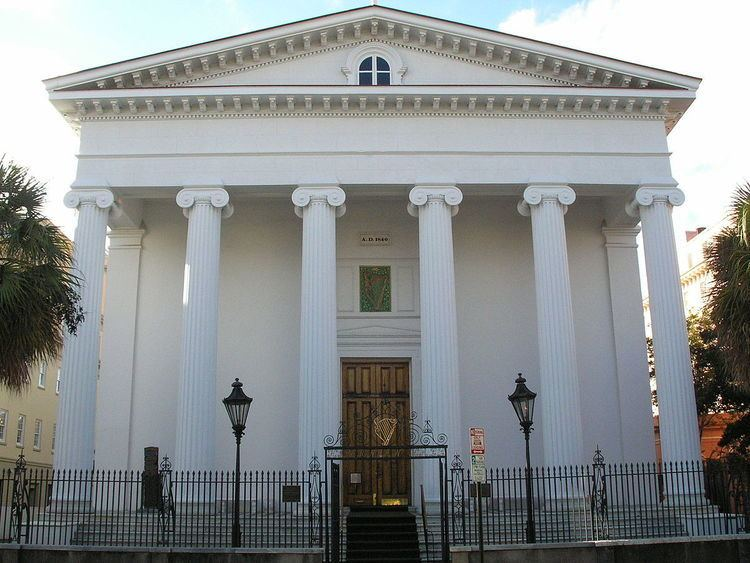 Hibernian Hall (Charleston, South Carolina)