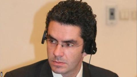 Hicham El Amrani (sports executive) Hicham El Amrani resigns as Caf secretary general BBC Sport
